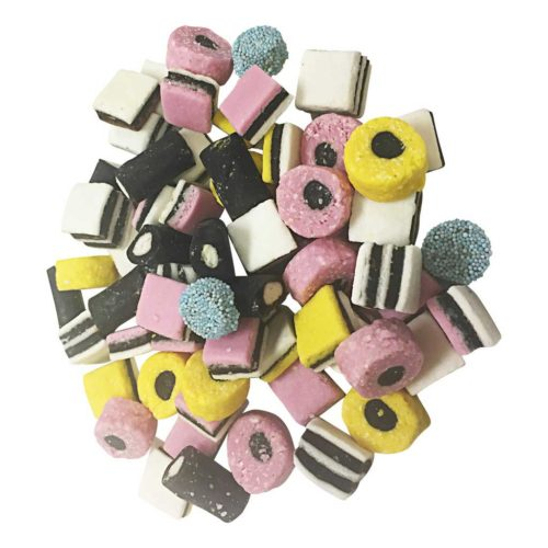 Vasilow's Licorice Allsorts from England