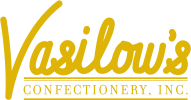 Vasilow's Confectionery Logo