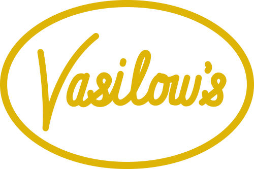 vasilows gold oval loog