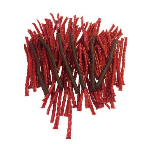 Vasilow's special chocolate covered twizzlers