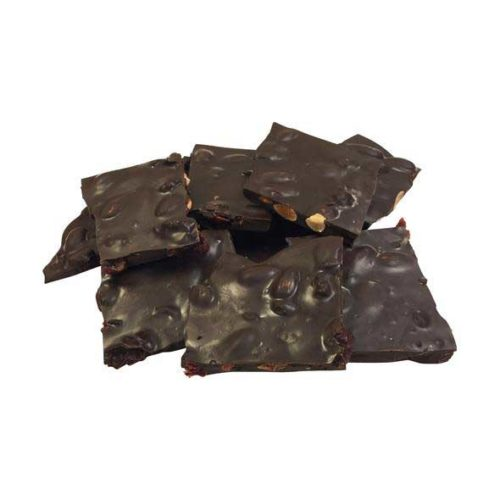 Vasilow's cranberry almond bark homemade candy
