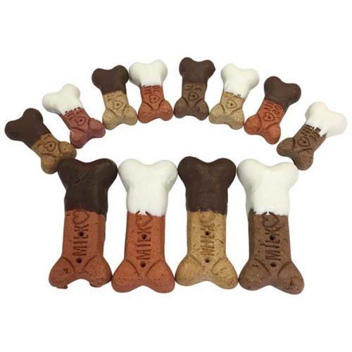 Vasilow's Safe for Dogs Chocolate and Yogurt Pet Treats
